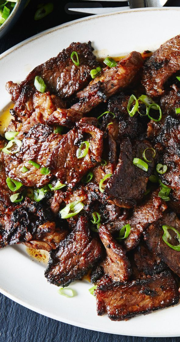 Basic bulgogi (Korean Beef) recipe: You will be using this marinade on EVERYTHING.