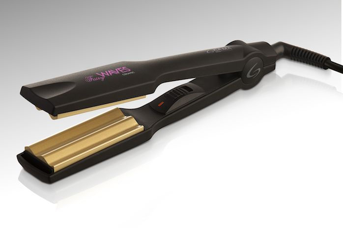 Fairy Waves #styler by Gama Professional, for a perfect and easy wavy styling! #Gama #GamaItalia #GamaProfessional #piastra #piastre #capelli #bellezza #hairstraightener #hairstraighteners #hair #straightener #straighteners #beautytechnology #haircare #beauty #wavyhair #wavy #mossi #capellimossi #beachwaves http://blog.gamaprofessional.it/prodotti/novita-gama-2014-le-piastre-fairy-waves-e-fable-frise