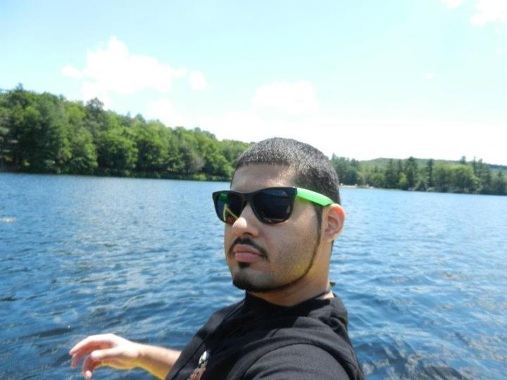Kayaking in Rhode Island!