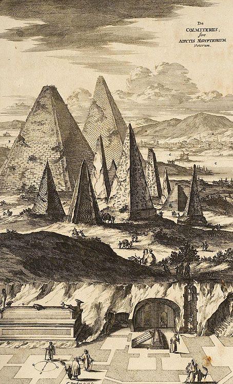 Athanasius Kircher, Sphinx Mystagoga, 1676