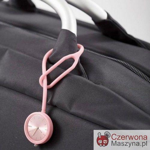 Zegarek na rękę Lexon Take Time różowy - CzerwonaMaszyna.pl
