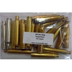 .300 Win Mag Range #Brass 20 ct. * $16.00