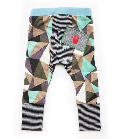 Juxtapose Legging http://www.oishi-m.com/collections/bottoms/products/juxtapose-legging Funky kids designer clothing