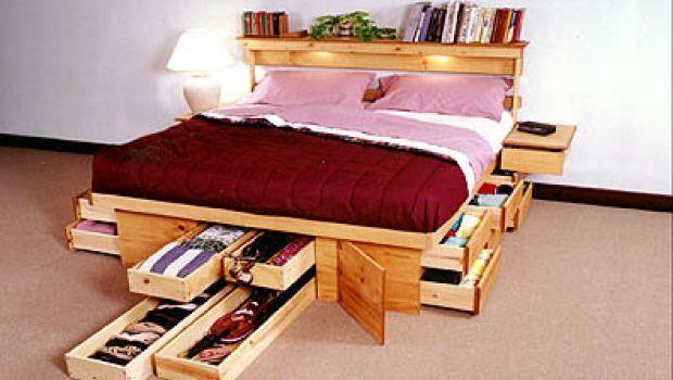 Il letto-cassettiera