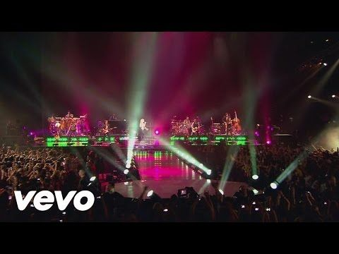 Shakira - Whenever, Wherever (Live From Paris) - YouTube