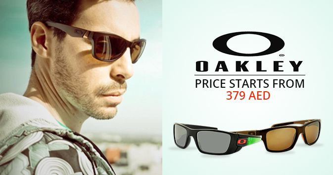 Start off your new year in style with these iconic #sunglasses from #Oakley.