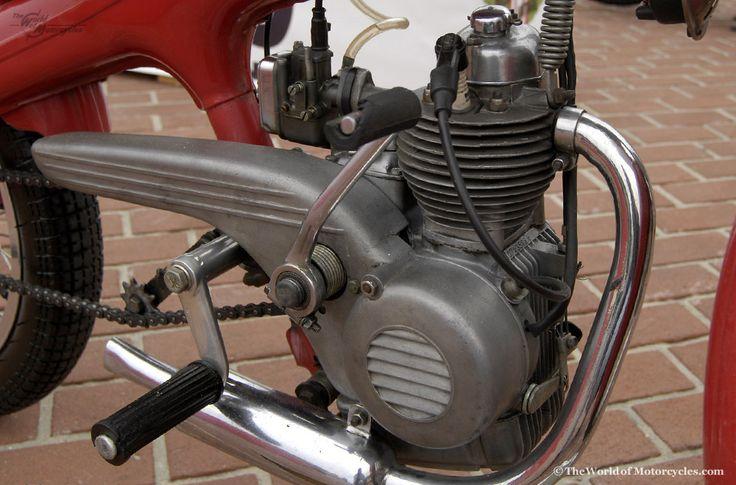 Motom 48cc Four-Stroke Engine
