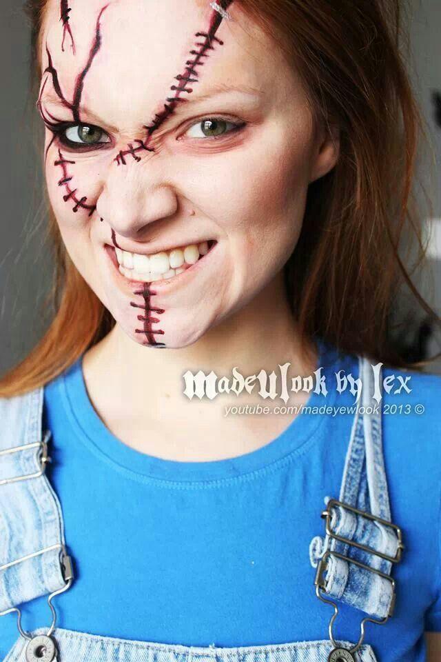 Chucky - MakeUp/Costume