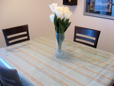 Best 25 Vinyl Table Covers Ideas On Pinterest  How To Make Classy Dining Room Table Covers Protection Review