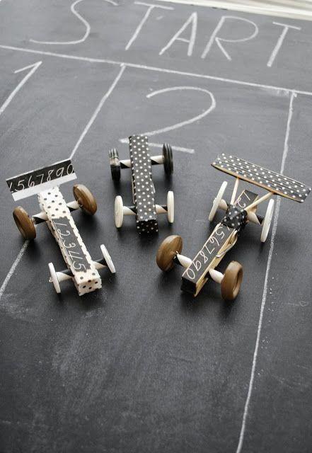 ideas niños washi tape coche carreras 11 ideas para decorar y jugar con washi tape