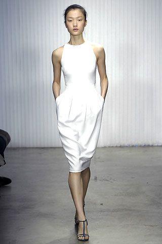 Bruce Spring 2008 Ready-to-Wear Fashion Show - Du Juan