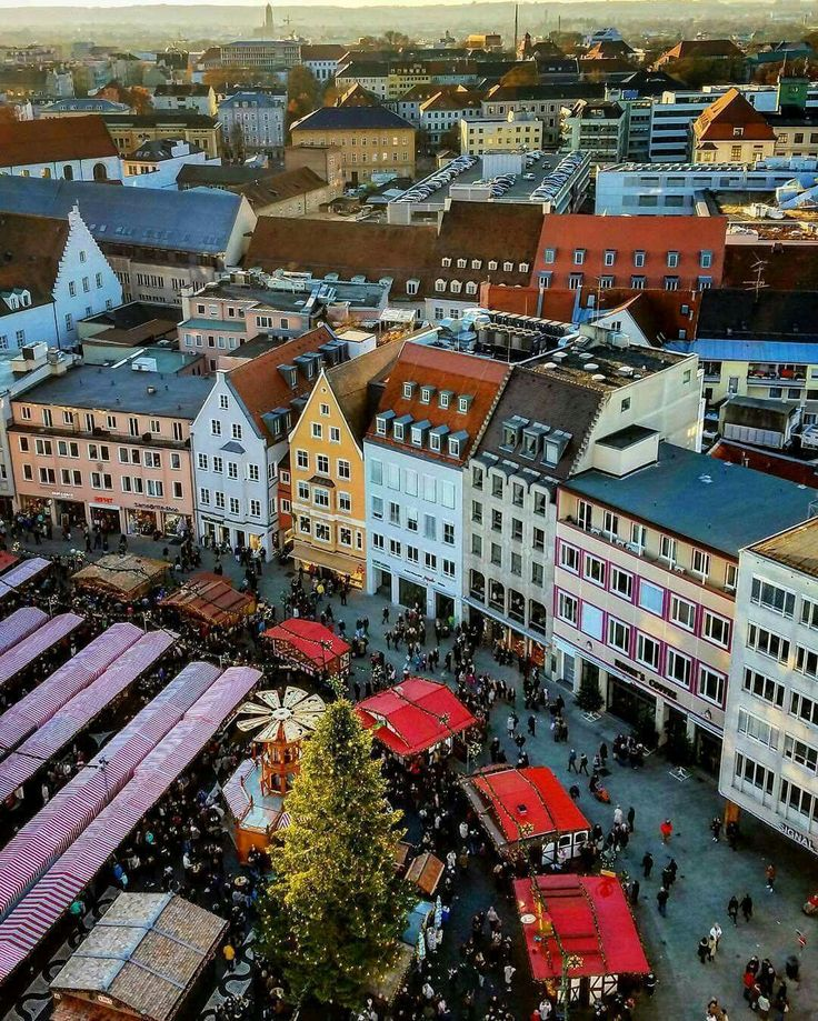 Augsburg , Germany