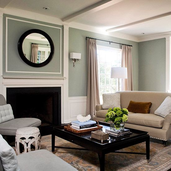 Living Rooms With Fireplaces Magnificent Decorating Inspiration