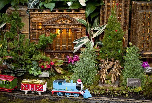 373 Best Garden Railroad Images On Pinterest Garden Train Garden Railroad And Model Train Layouts