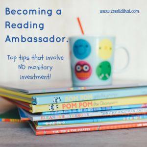 Becoming a Reading Ambassador