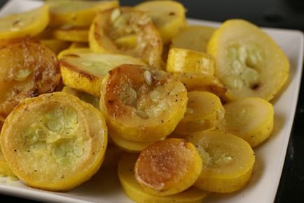 Yellow Summer Squash -  Steam or Sauteed