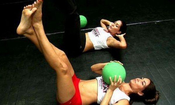 Bella Twins Abs Workout Routine And Diet Plan