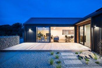 David Reid Homes Kapiti Showhome Outdoor Living
