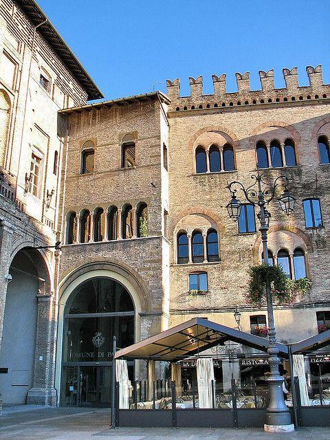 Piazza Garibaldi  Parma  Italia