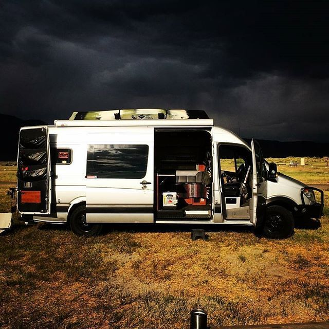 Excellent  Off Road Bumpers Roof Racks And Ladders On Pinterest  Surf Van And