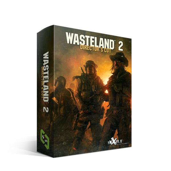 [IndieBox] Wasteland 2 - Director's Cut: Collector's Edition  Free Gift for Redditors! ( $30 / 40% Off )