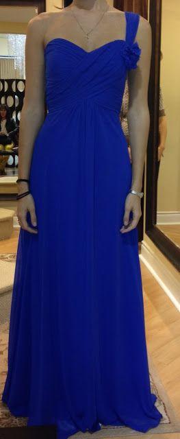 Fifty Shades of (Cobalt) Blue :  wedding color schemes decor montreal Diana diana