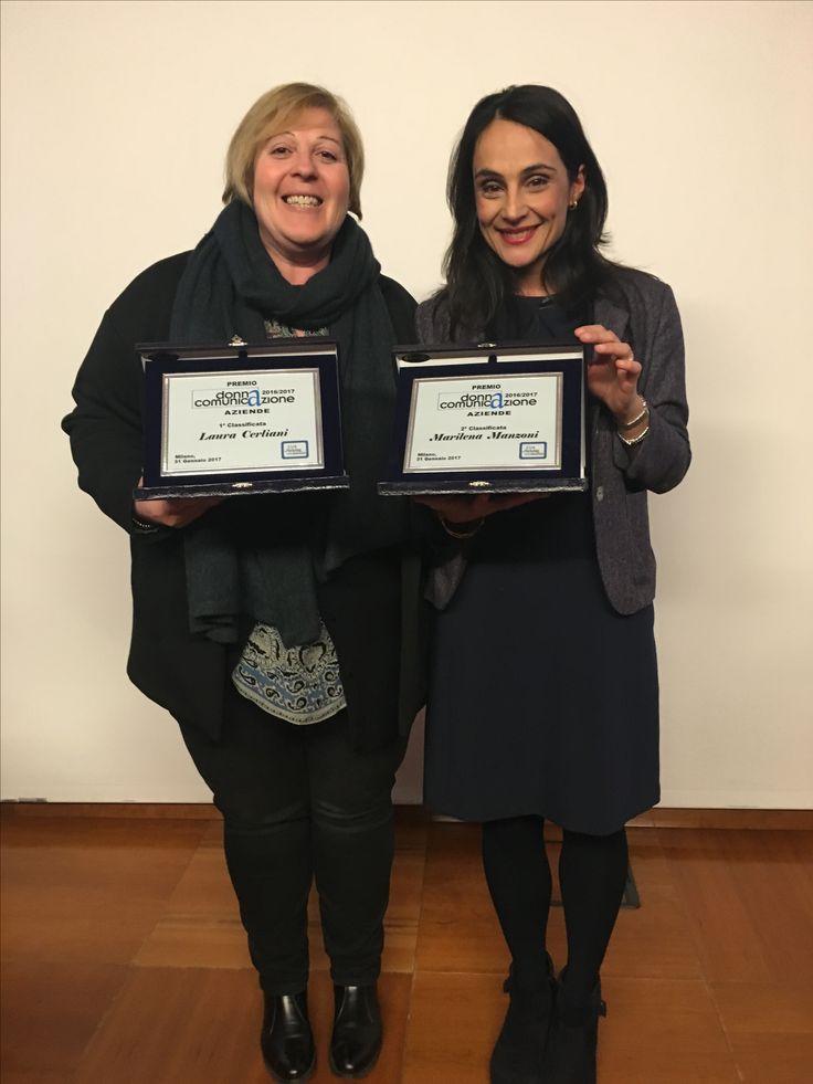Donna comunicazione aziende award