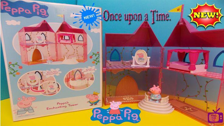 Peppa's Enchanting Tower.
