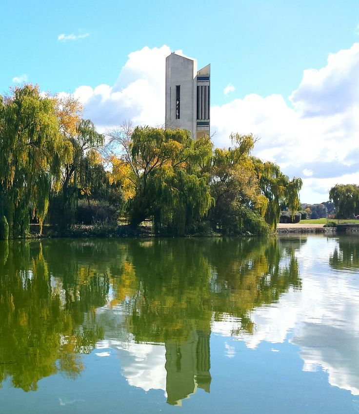 Reflection - Canberra - Australia
