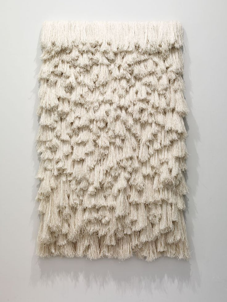 mustbeaprettygoodlife: Prayer Wall, 2012 Linen 72 x 46 x 6 inches 182.9 x 116.8 x 15.2 cm SHEILA HICKS