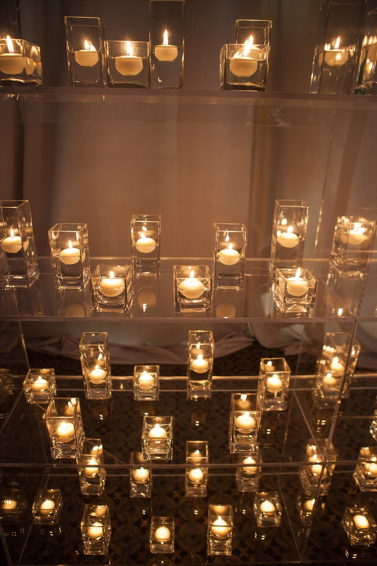 19 best candle wall images on pinterest candles wedding decor love this idea of a wall of candles for decor possibly also use amipublicfo Images