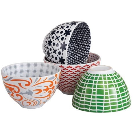 Mixup Bowls Set of 4 | Freedom Furniture and Homewares