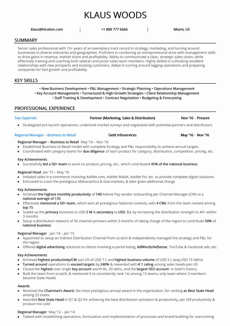 23 2 Page Resume Example in 2020 Resume examples, Job