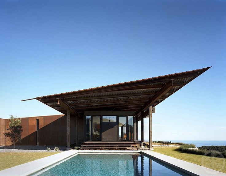 Montecito Residence by Olson Kundig Architects & 1364 best Cool Pools. images on Pinterest | Cool pools Swimming ... pezcame.com