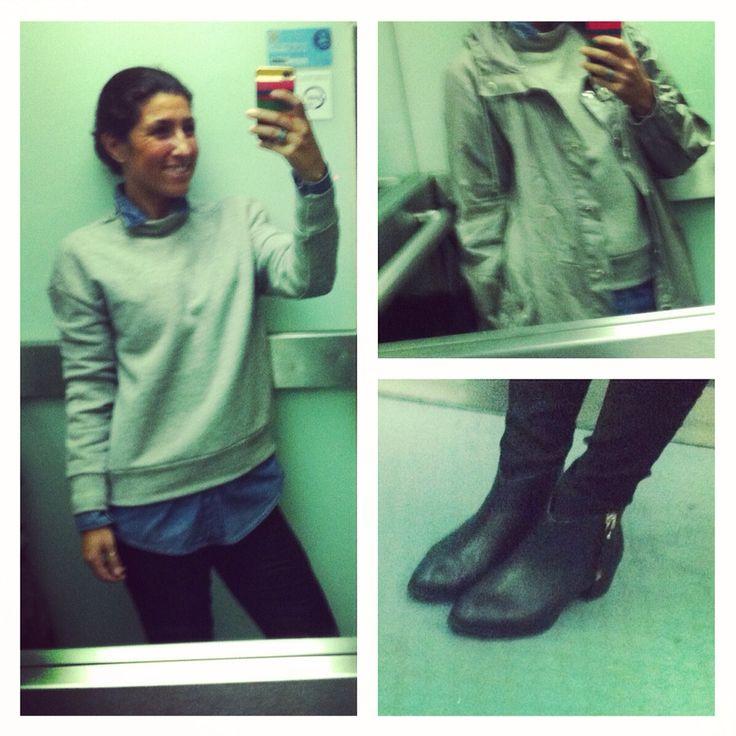 Studio sweater mood...
