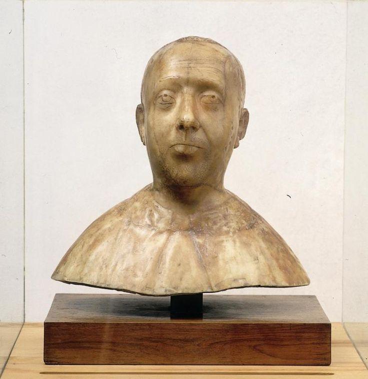 Ritratto di Fausto Melotti (Marino Marini) http://www.tripartadvisor.it/melotti-guarda-melotti-firenze/