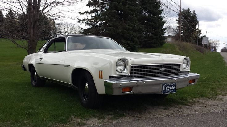 1973 Chevrolet Malibu For Sale in Davison, Michigan   Old Car Online
