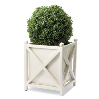 box planter $99. Two for the front porch?