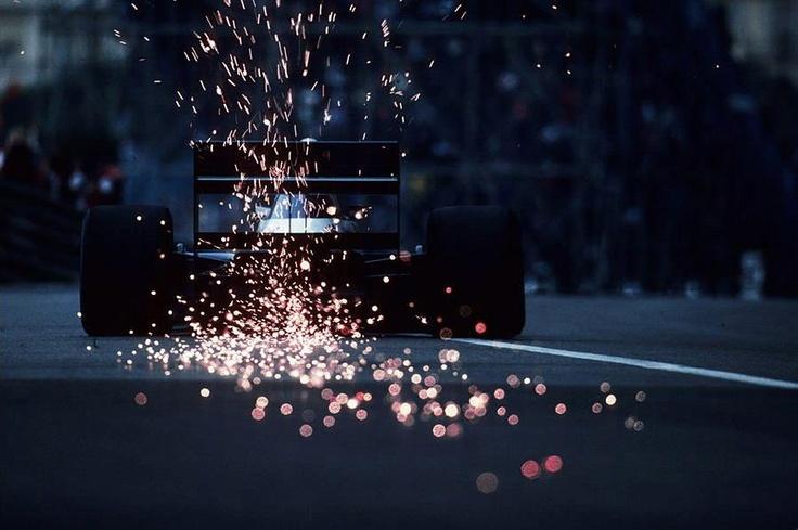 Wish I was a Formula 1 driver