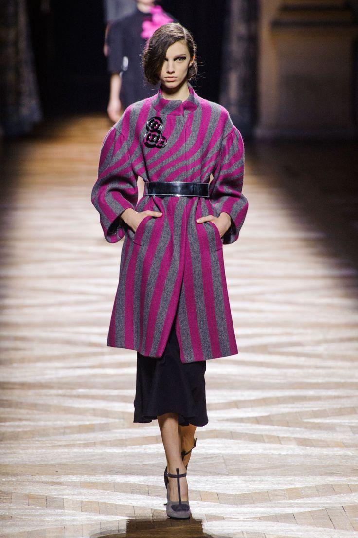 Dries Van Noten FW 2014/2015, Paris Fashion Week