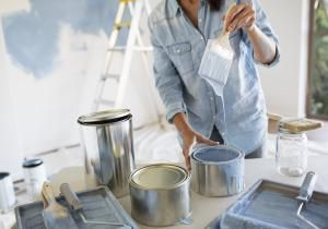 How to Paint Vinyl Mobile Home Walls Like a Pro: Tools and Supplies to Paint Manufactured Home Walls