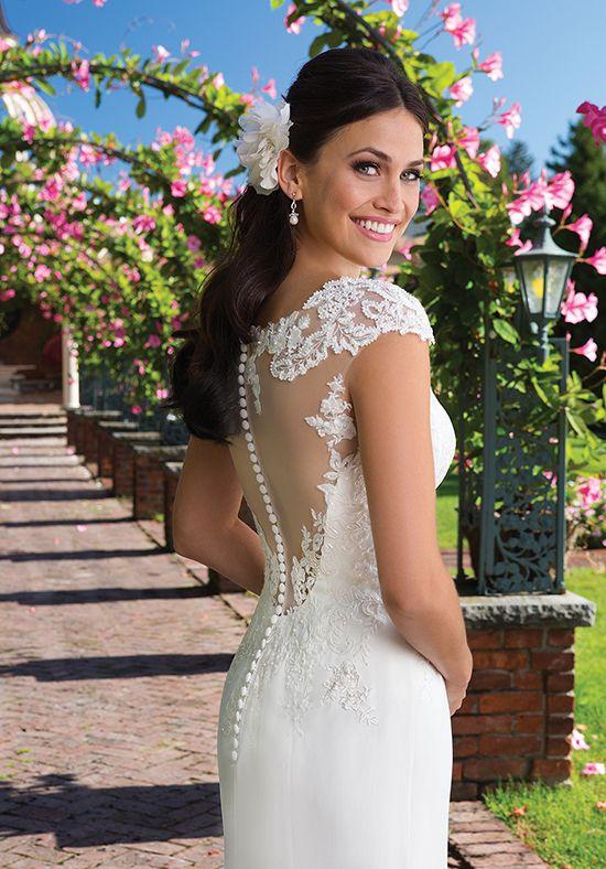 Sincerity Bridal 3916 Mermaid Wedding Dress