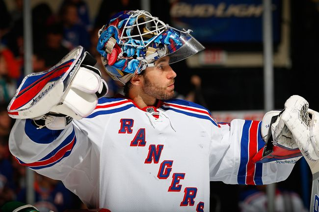 Cam Talbot: New York Rangers