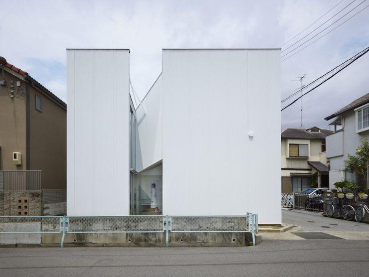 La maison slice of the city imaginée par alphaville architects