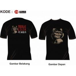 T-Shirt Penegak Hukum Rimba - Grosir Kaos Distro - TJG Shop