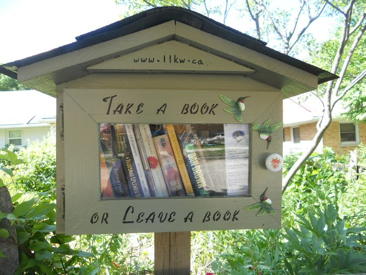Ruth Anatol. Waterloo, Ontario, Canada. My LFlibrary has been well received by the neighbourhood as it is pretty much self-sustaining. It brings my a great joy to share my love of reading.