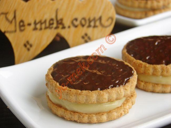 Bisküvili Mini Pastalar Resmi