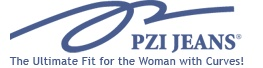 PZI Jeans - The ultimate fit for the woman with curves!