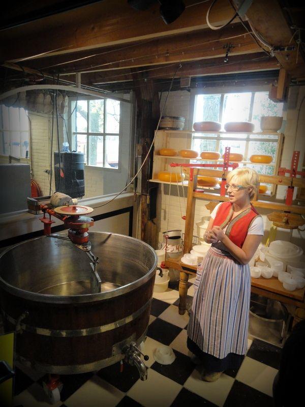 Fábrica de queijo - Merken