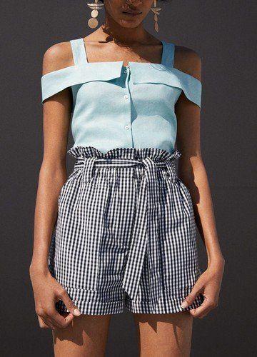 Schleifen-Shorts: Dieser Sommertrend zaubert schlanke, lange Beine
